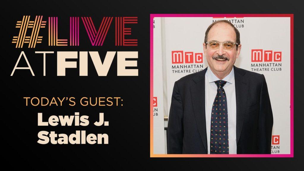 Still - Live at Five - Lewis J. Stadlen