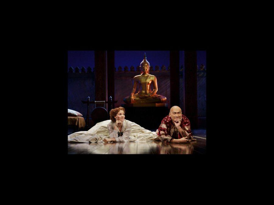 PS - The King and I - wide - 4/15 - Kelli O'Hara - Ken Watanabe