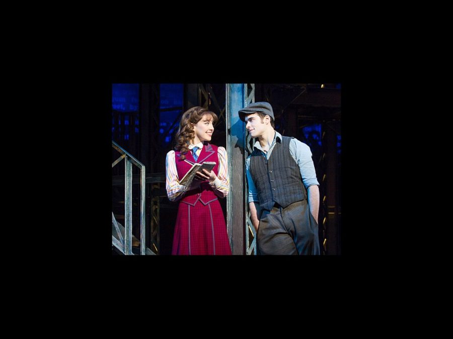 PS - Newsies - Liana Hunt - Corey Cott - wide - 3/14