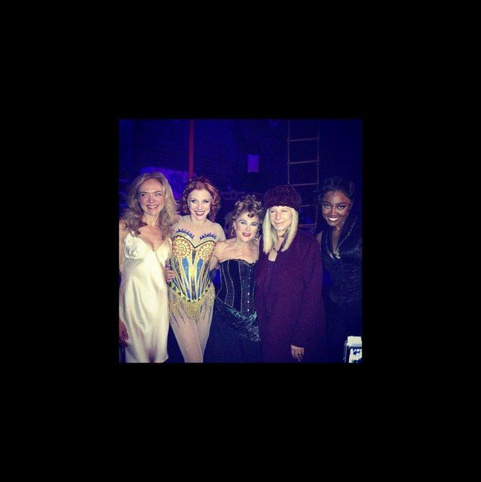 Hot Shot - Pippin - Rachel Bay Jones - Charlotte d'Amboise - Tovah Feldshuh - Barbra Streisand - Patina Miller - wide - 11/13