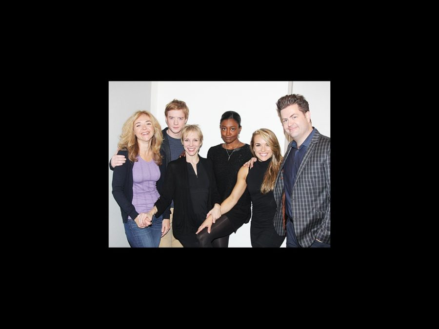 Pippin – Apple Store Soho – Rachel Bay Jones – Matthew James Thomas – Charlotte d'Amboise – Patina Miller – Viktoria Grimmy – Paul Wontorek