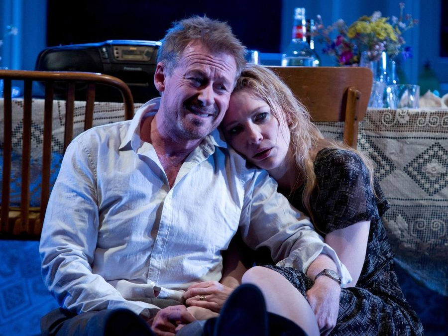 PS - The Present - Richard Roxburgh and Cate Blanchett - Lisa Tomasetti/Sydney Theatre Company