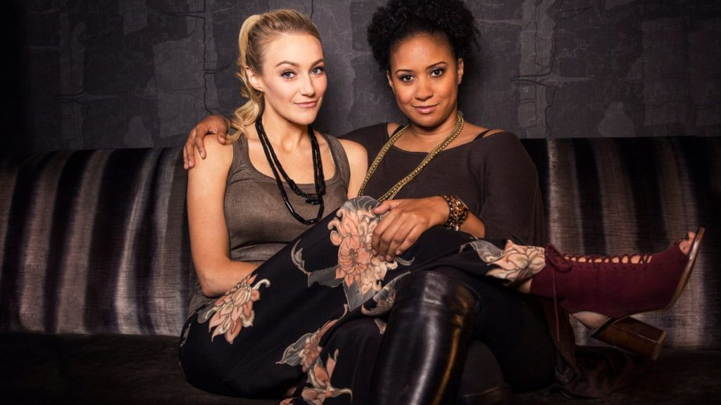 Take Two - Betsy Wolfe - Tracie Thoms - 10/16 - Caitlin McNaney