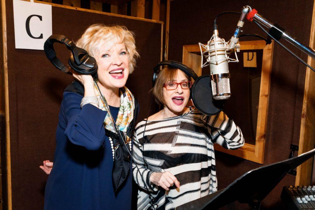 War Paint Cast Recording - Christine Ebersole and Patti LuPone - Emilio Madrid-Kuser - 4/17