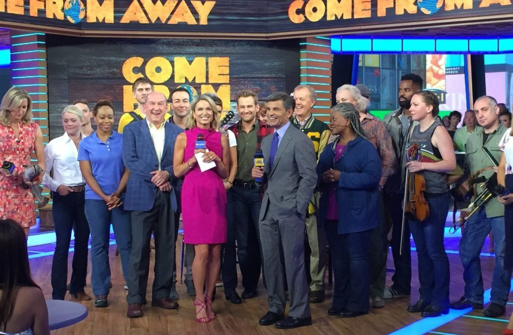 WI - Come From Away - twitter.com/@theajulieABC - 8/17