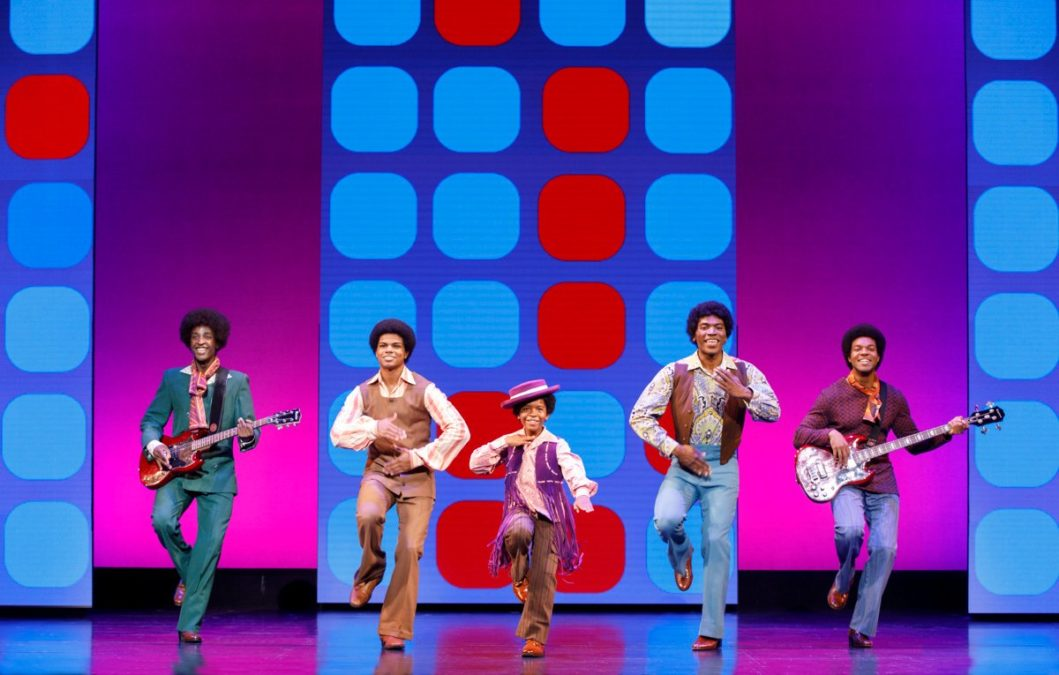National Tour Show Photos - Motown The Musical - 11/17 - Photo: Joan Marcus