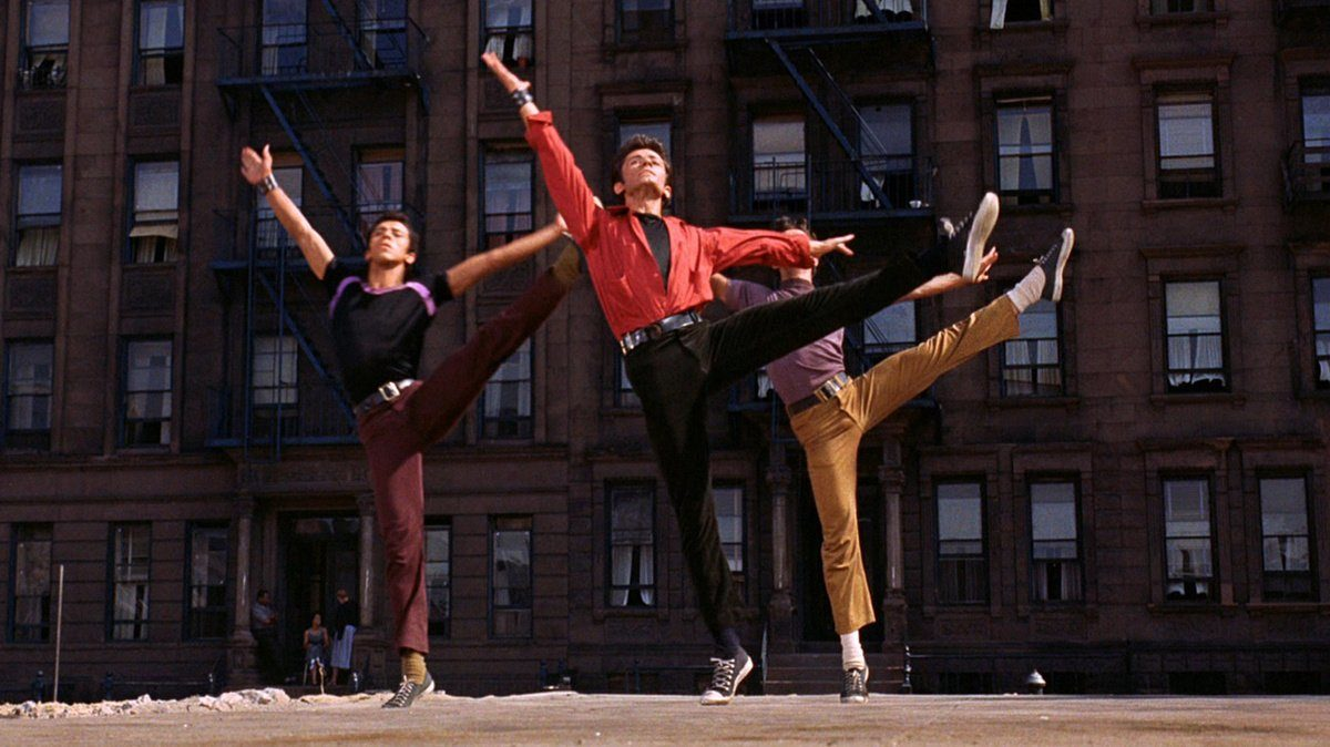 West Side Story original film - The Mirisch Corporation