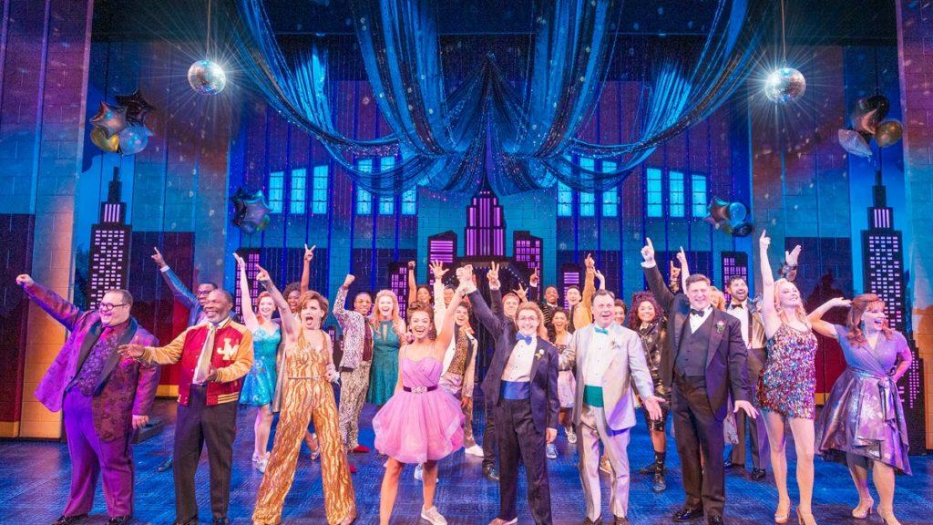 Show Photos - The Prom - Broadway - 11/18 - Deen van Meer