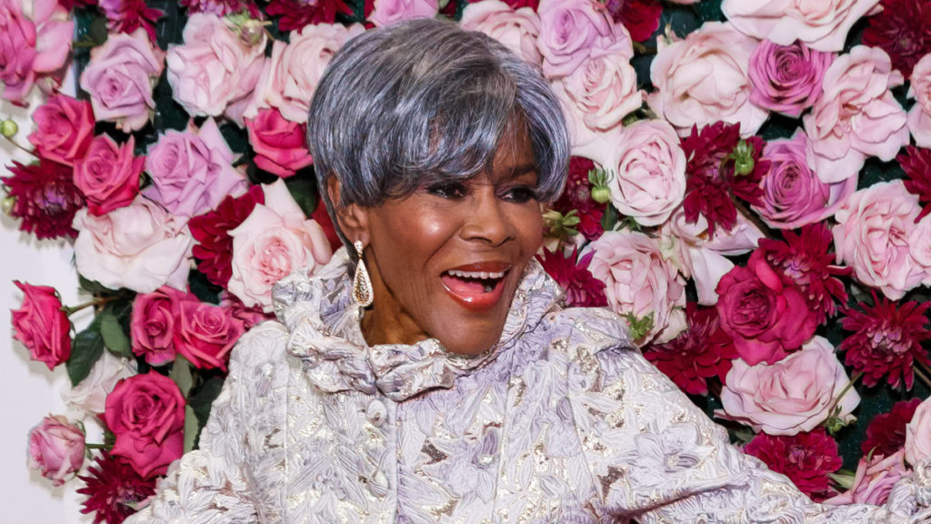 OP - American Theatre Wing Gala - Cicely Tyson - 9/16 - Emilio Madrid-Kuser