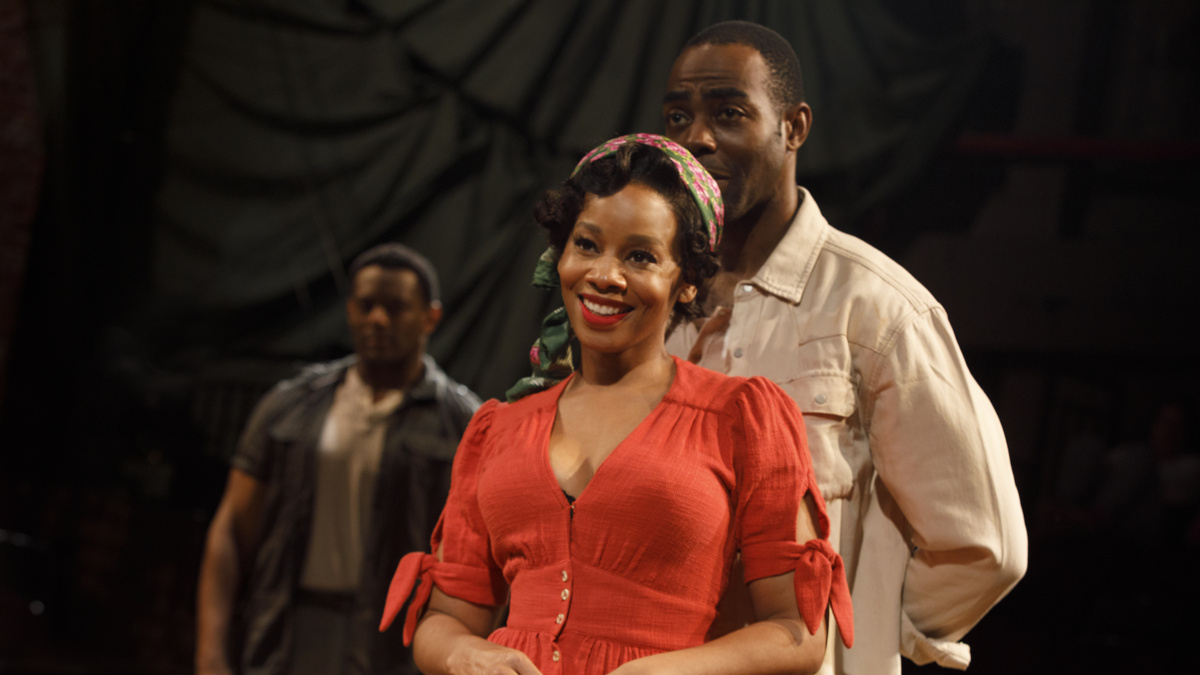 Show Photos - Carmen Jones - 6/18 - Photo: Joan Marcus