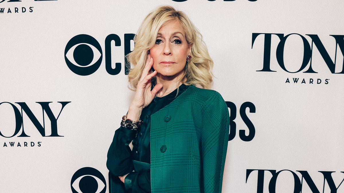 Tony Nominee - Judith Light - Presser - 2019 - Emilio Madrid-Kuser