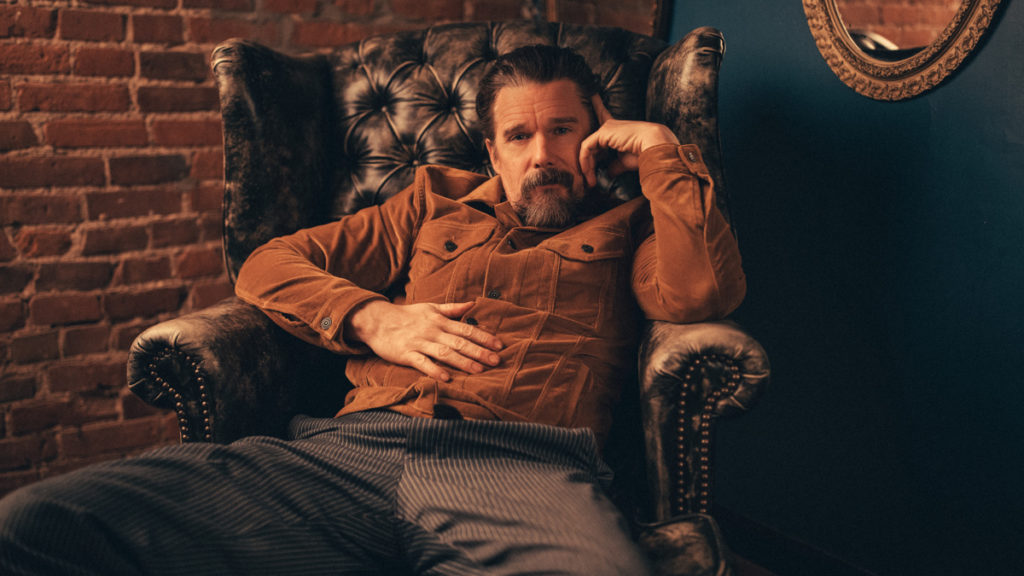 Front Row - Ethan Hawke - 2/19 - Caitlin McNaney