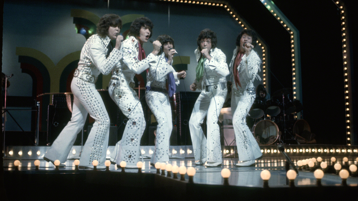 The Osmonds - 11/20 - Getty