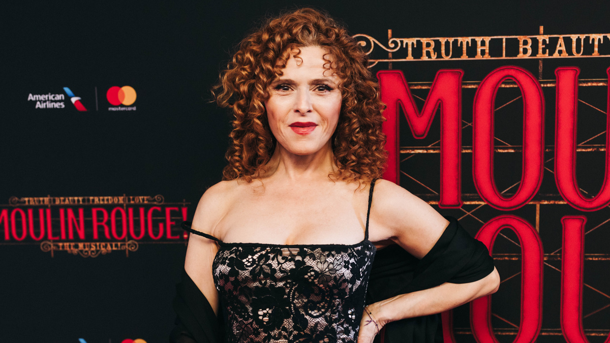 OP - Moulin Rouge! - Bernadette Peters - 7/19 - Emilio Madrid-Kuser