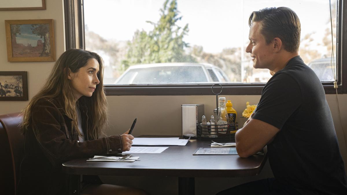 Cristin Milioti - Billy Magnussen - 6/21 - Elizabeth Morris/HBO Max