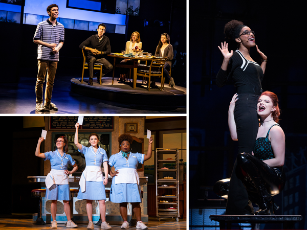 Dear Evan Hansen, Waitress and Rent are just a few to name in the Calgary 19/20 Season.