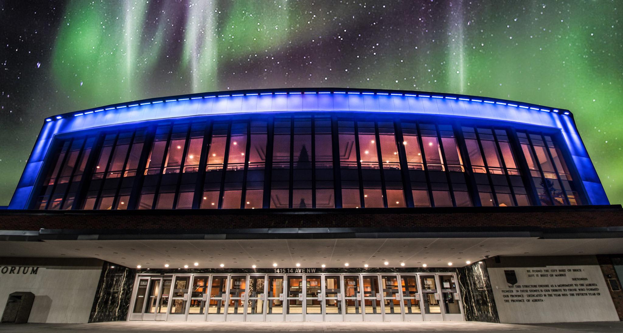 Jubilee Auditorium