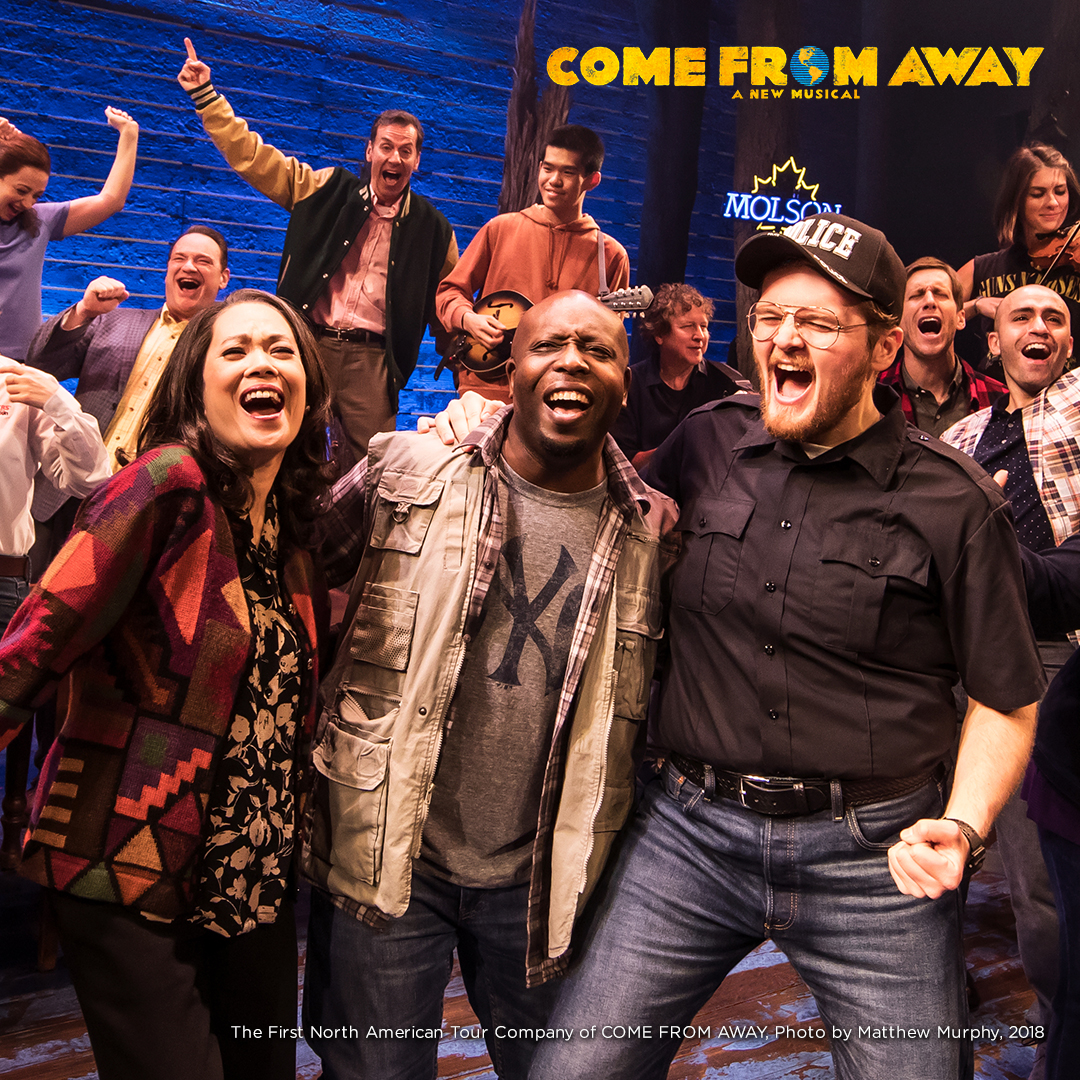 Come From Away Production photo
