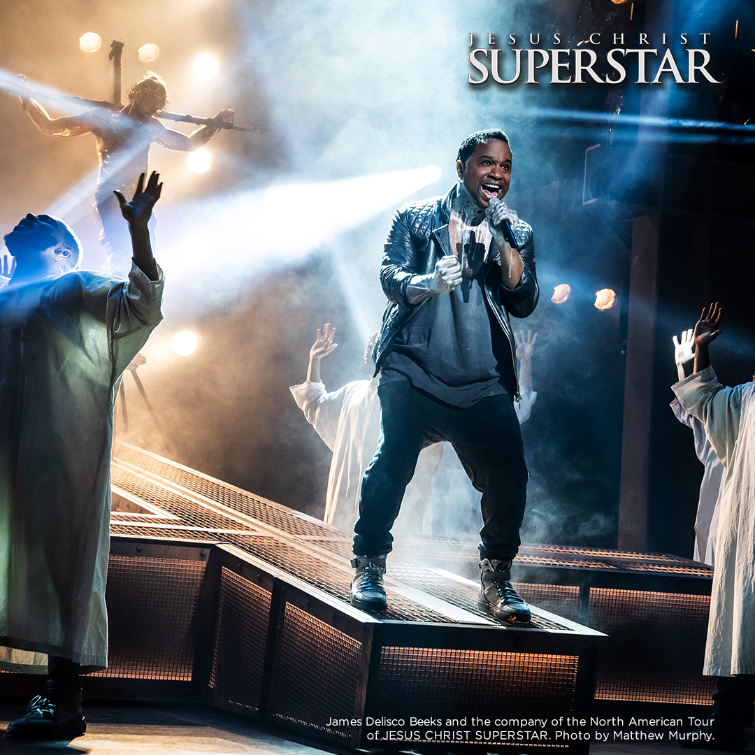Jesus Christ Superstar production photo
